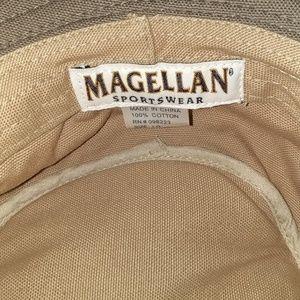 fc01fb118c1 Magellan Accessories - Magellan bucket hat with secret money storage.